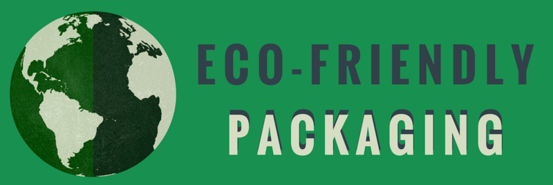 ECO-FRIENDLY PACKAGING HEADER