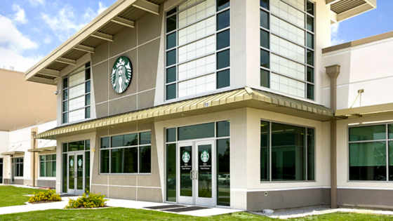 How an Innovative Starbucks Processing Plant Takes Food Safety to New Levels