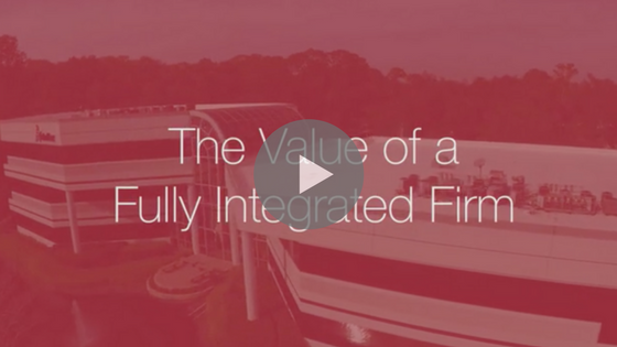 What is the Value of a Fully Integrated Firm?