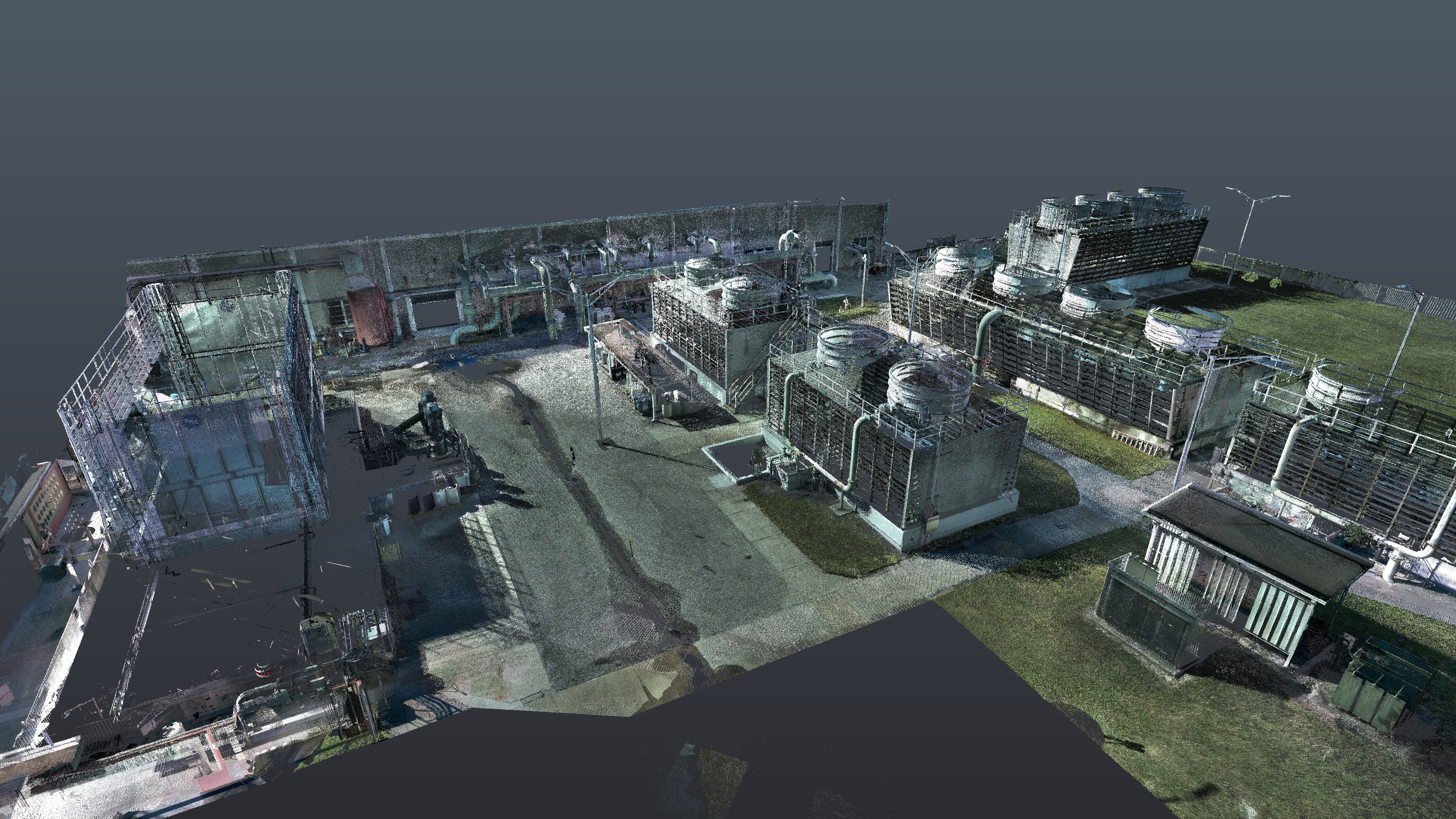 If You're Renovating or Expanding a Facility, You Need 3D Laser Scanning