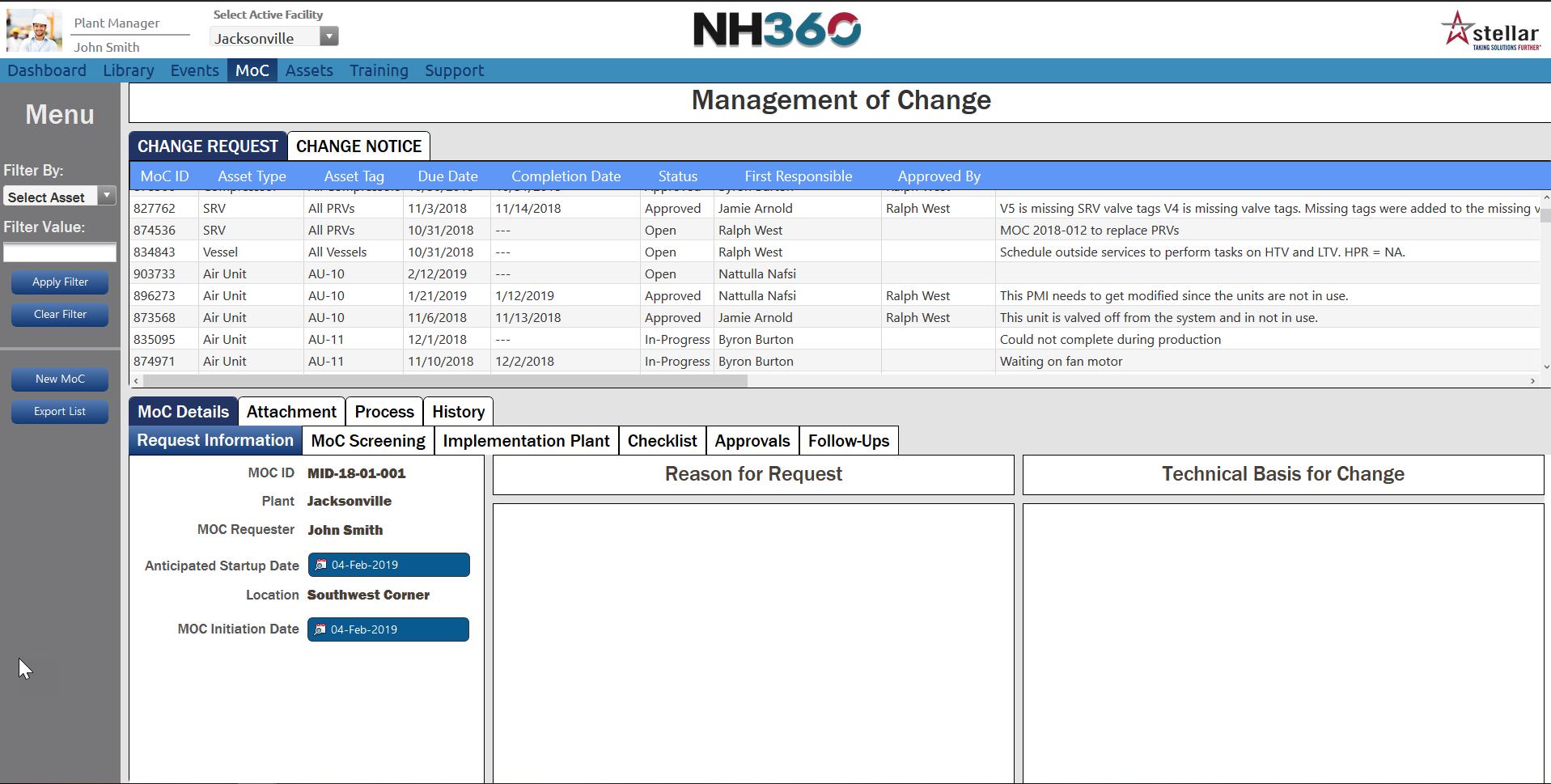Digital PSM: A Sneak Peek at Stellar's New Compliance Software Platform