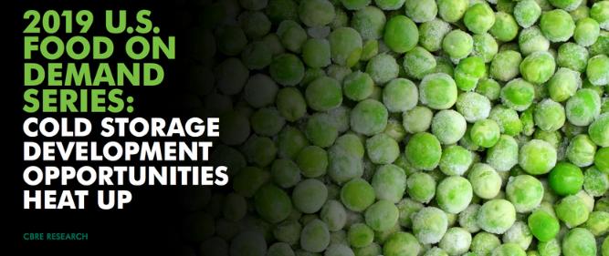 Demand for Cold Storage Development Heats Up