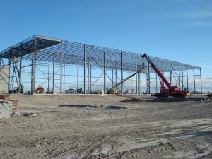 Post 1_steel construction