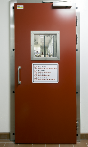EMS doors from Pansorf, Germany