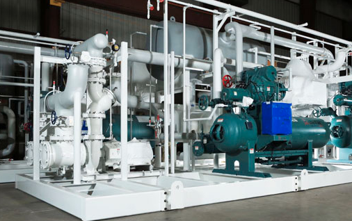 Industrial Refrigeration: Ammonia and CO2 Systems